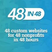 48in48 – Atlanta ad community to build 48 websites for 48 nonprofits in 48 hours